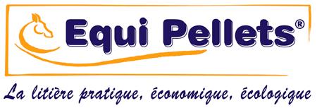 Granulés Équi pellets® litière animalière